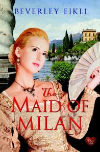 Maid of Milan front cover